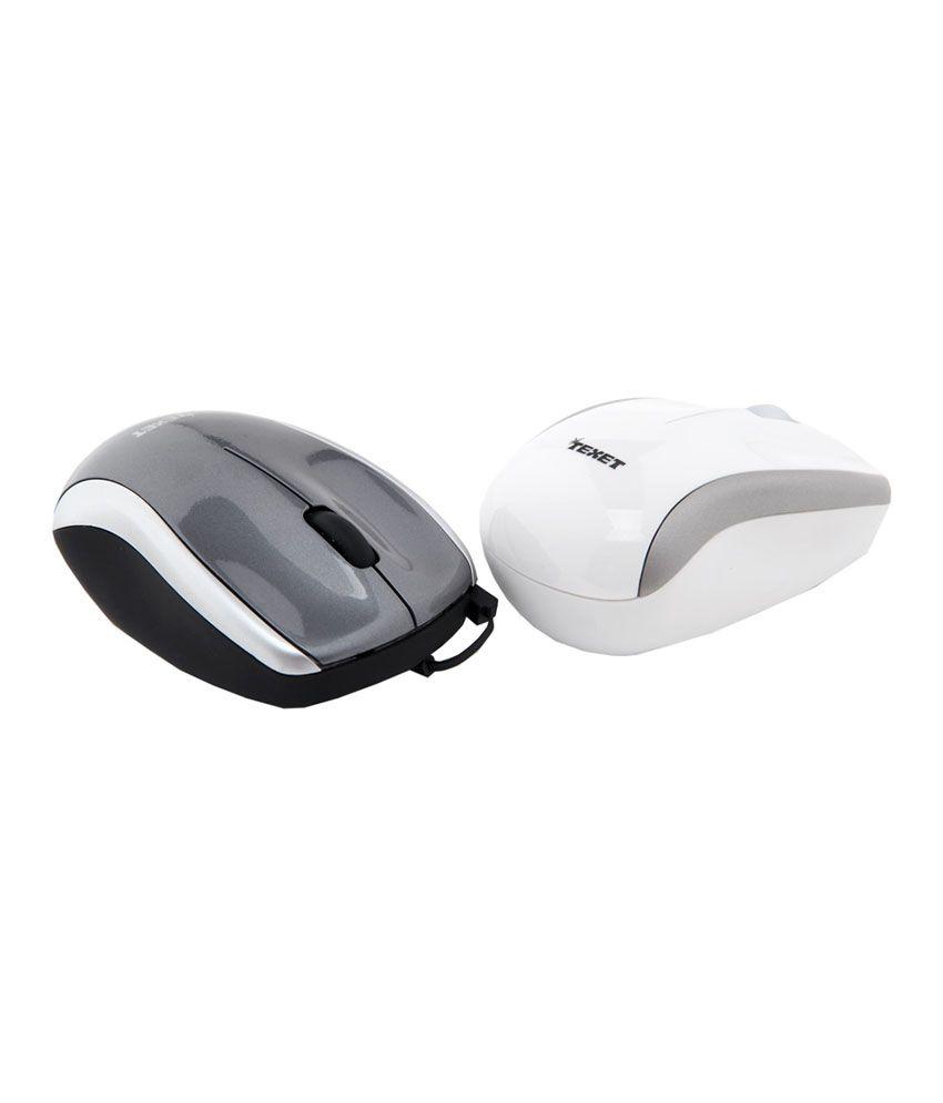 TEXET HH-060 USB Mouse Black