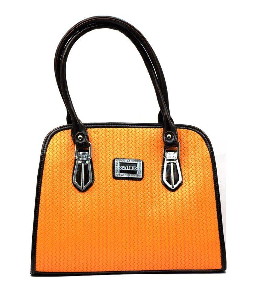 TLH Spaller Stylish Spacious Satchel Handbag