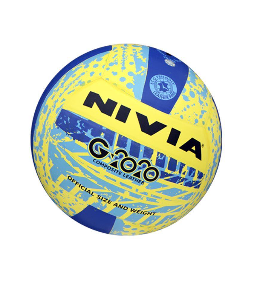 Nivia G 2020 Volleyball VB 496