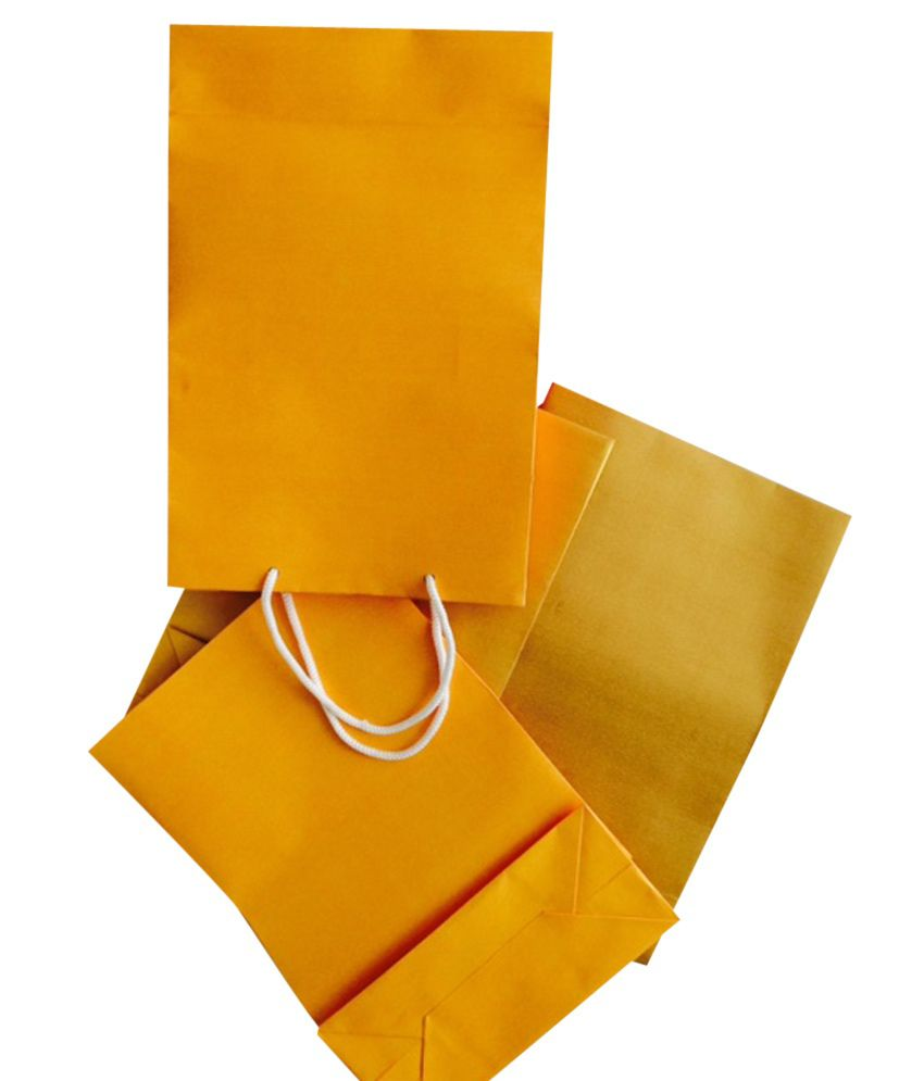 Sri Lakshmi Ganapathi Enterprises Brown Paper Bags-pack Of 50