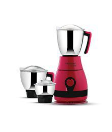 Butterfly Pebble 3 Jar 750w Mixer Grinder Pink