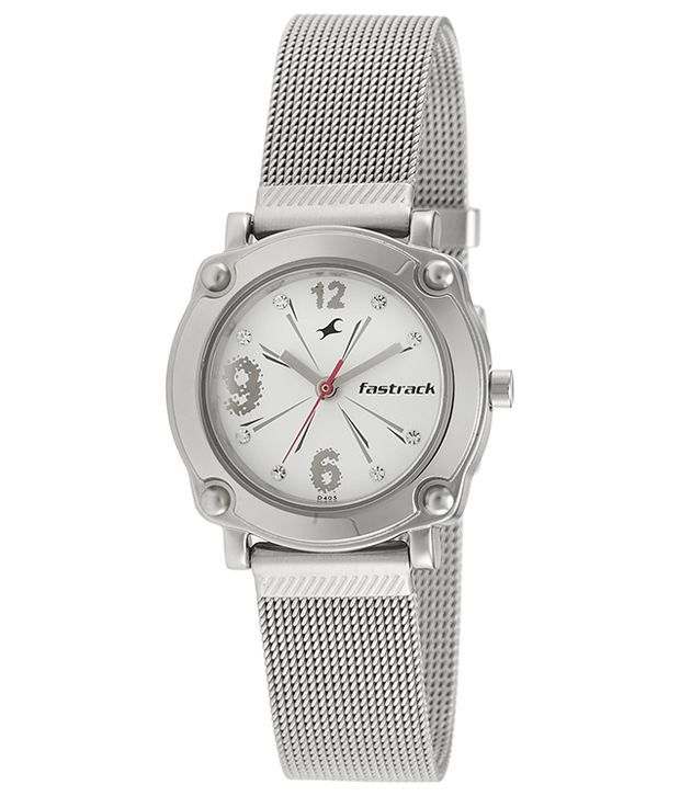 26f5b4ef8 Fastrack Hip Hop NG6027SM01C Women s Watch Price in India  Buy Fastrack Hip  Hop NG6027SM01C Women s Watch Online at Snapdeal