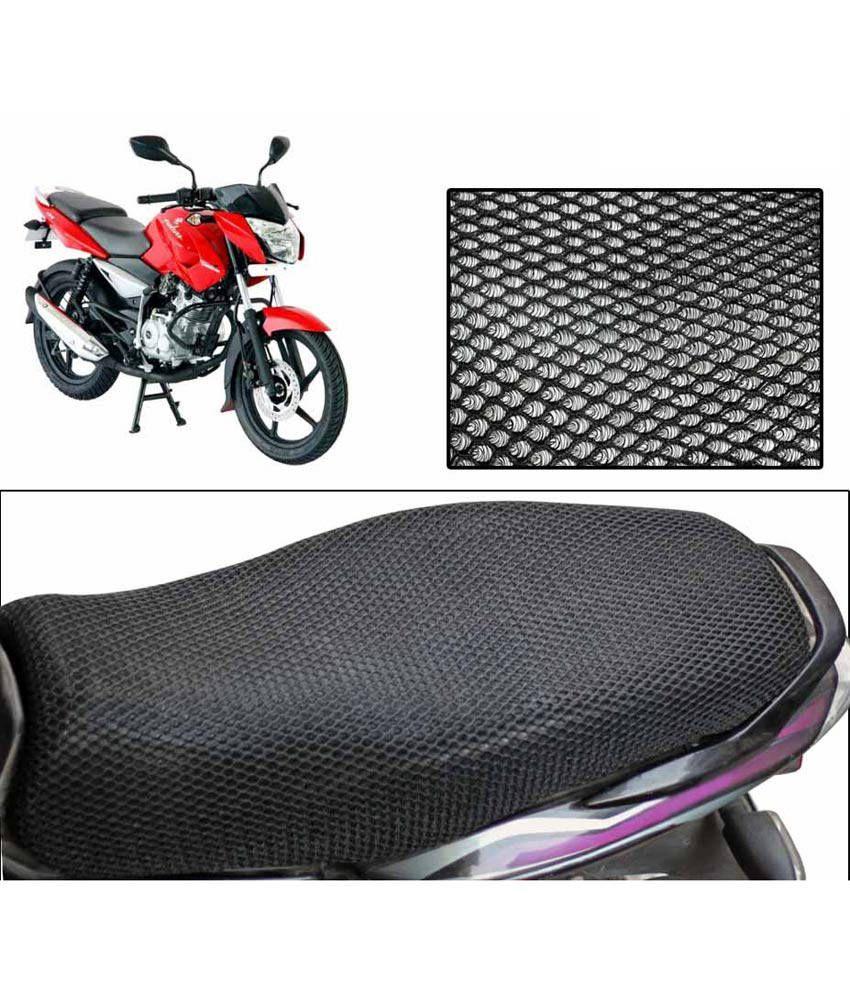 Speedwav Bike Sweat Free Stretchable Net Seat Cover Bajaj