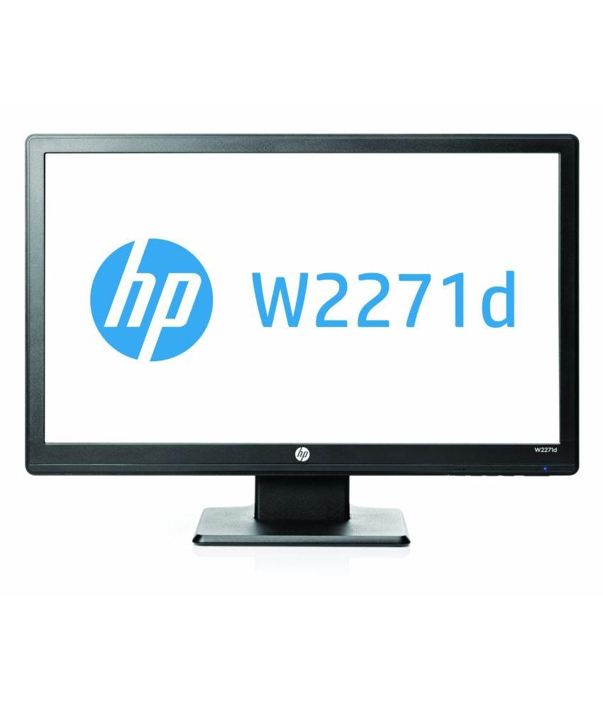 HP W2271D 54.61 cm (21.5) Diagonal Led Monitor