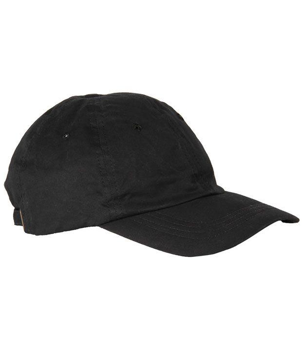Smartkshop Comfortable Black Cap