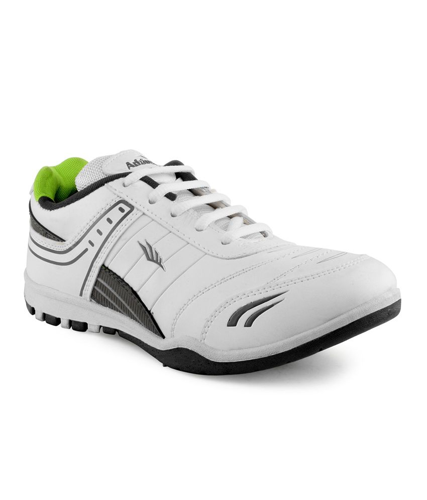 Addoxy 4solemania White Sport Shoes