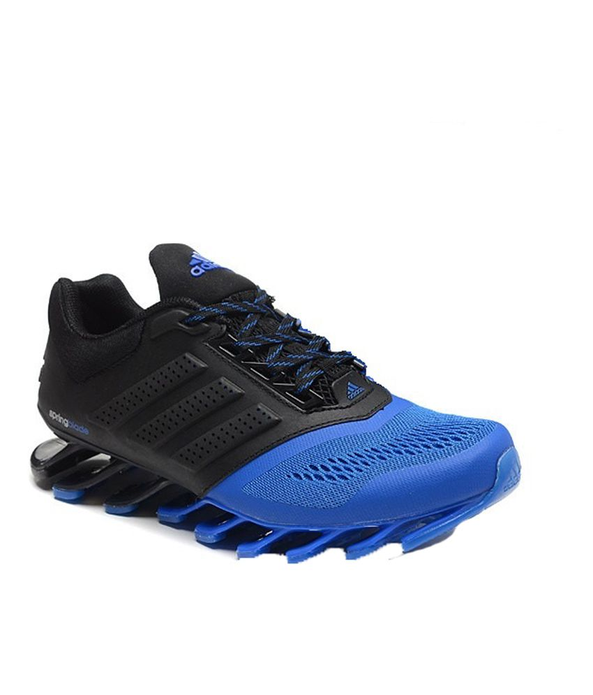 best service 49651 69124 Adidas Blue Spring Blade Drive 2.0 Running Shoes - Buy Adidas Blue Spring  Blade Drive 2.0 Running Shoes Online at Best Prices in India on Snapdeal