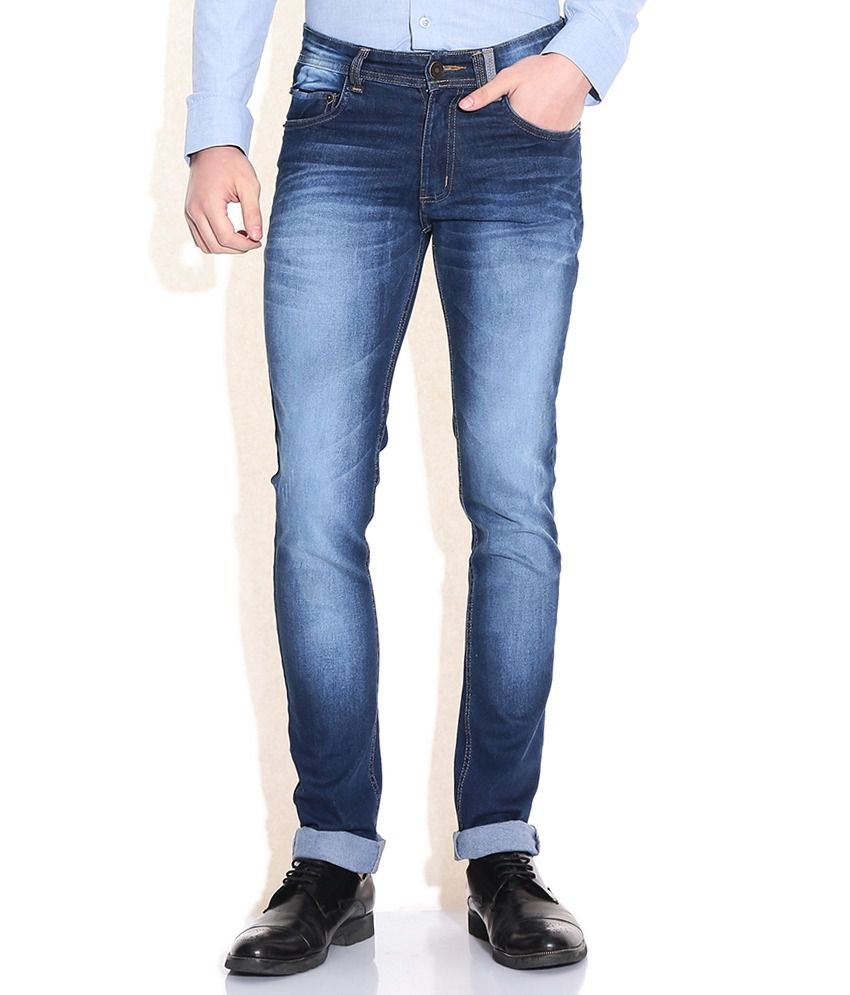 Franco Leone Blue Jeans