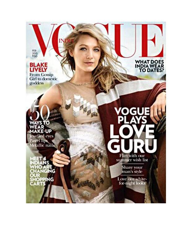 vogue online magazine