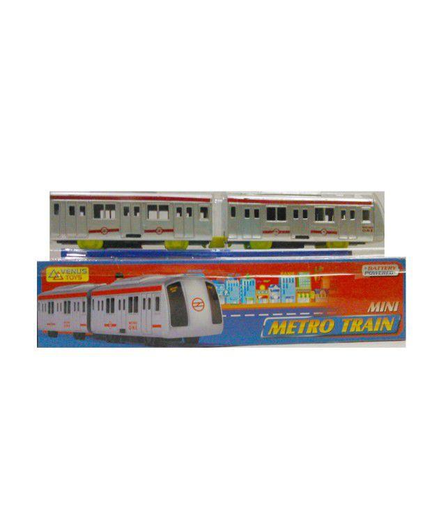 Venus Toys Metro Train Mini Buy Venus Toys Metro Train Mini Online