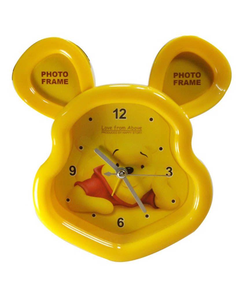 Abhika Charming Style Alarm Clock Buy Abhika Charming
