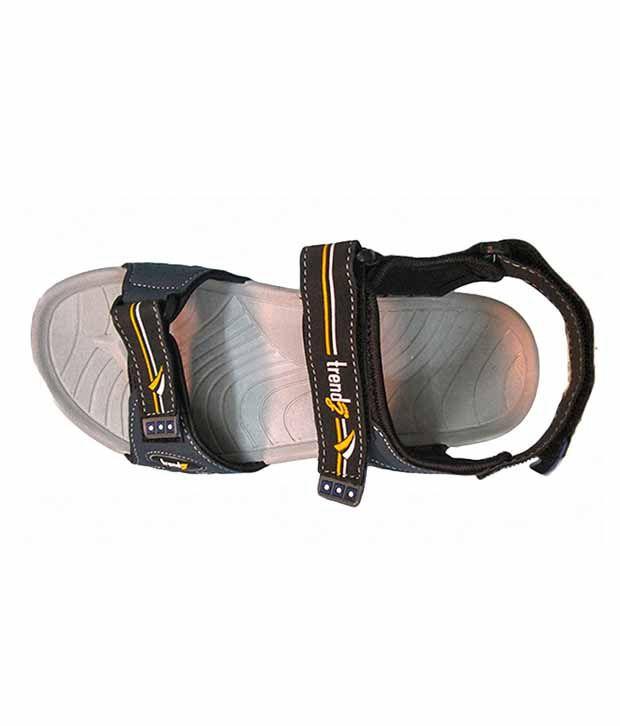 12cda4cb09cd VKC Gray Floater Sandals - Buy VKC Gray Floater Sandals Online at ...