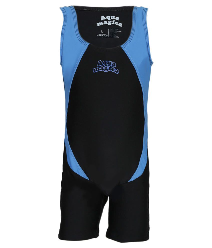 Aquamagica Girls Unitard