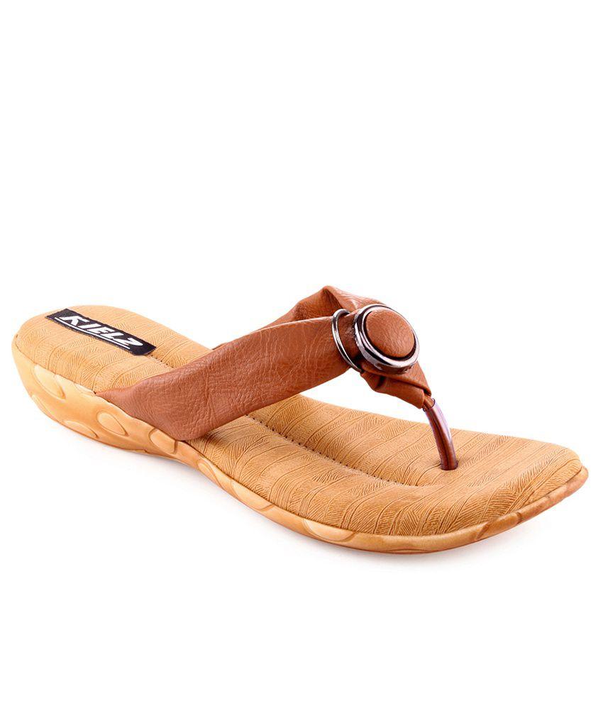 Kielz Brown Sandal