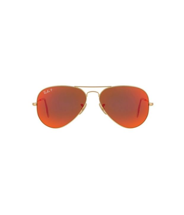 a9eb0b0b68 ... Ray-Ban RB3025 112 4D Size  58 ORIGINAL AVIATOR Gold   Orange Sunglasses  ...