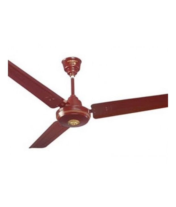 Orient 1200mm Summer Cool Brown Ceiling Fan Price In India