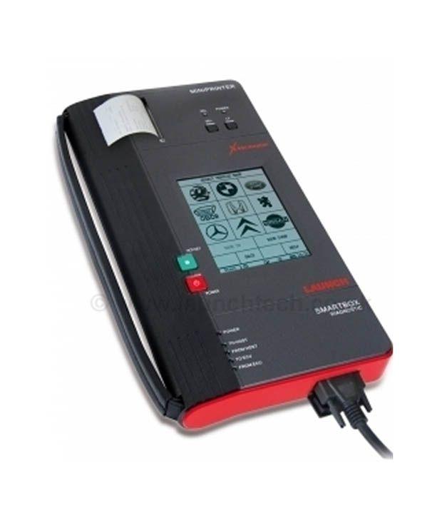 Adler Car Scanner For Maruti 800 -black