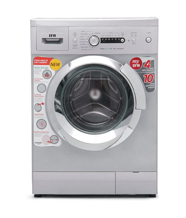IFB 6Kg Elena Aqua Sx Fully Automatic Front Load Washing ...