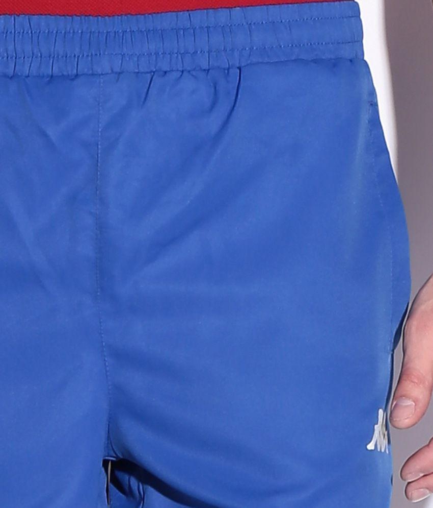 b428bc06f66 Kappa Blue Polyester Shorts - Buy Kappa Blue Polyester Shorts Online ...