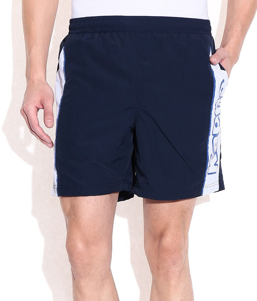 4bb7de06702 Kappa Red Striped Shorts Price in India | Buy Kappa Red Striped ...