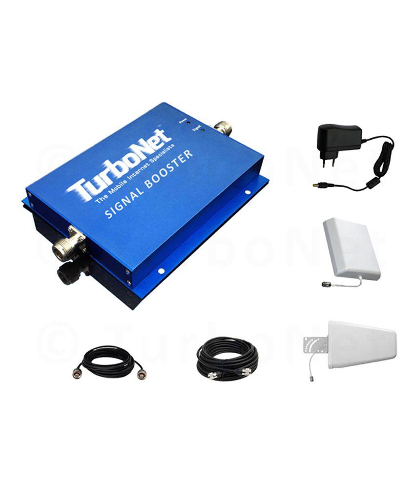 Turbonet 2g 1800 Mhz Mobile Signal Booster Kit (r17a-d/b)