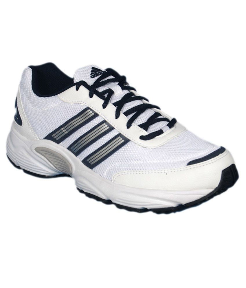 adidas white sport shoes for s buy adidas white