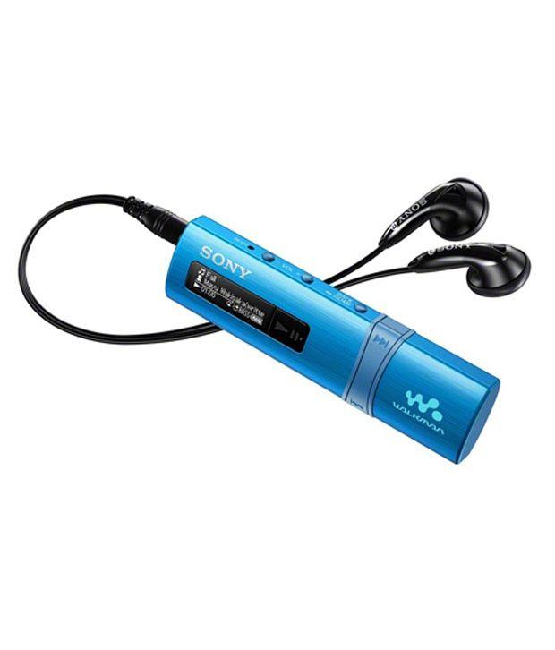 NWZ-E455 - Sony
