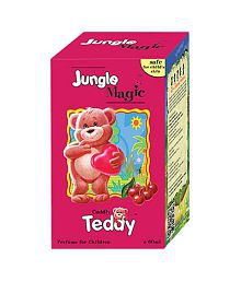 Jungle Magic Cuddly Teddy, Baby Grooming, Fruity Perfume, 60 Ml