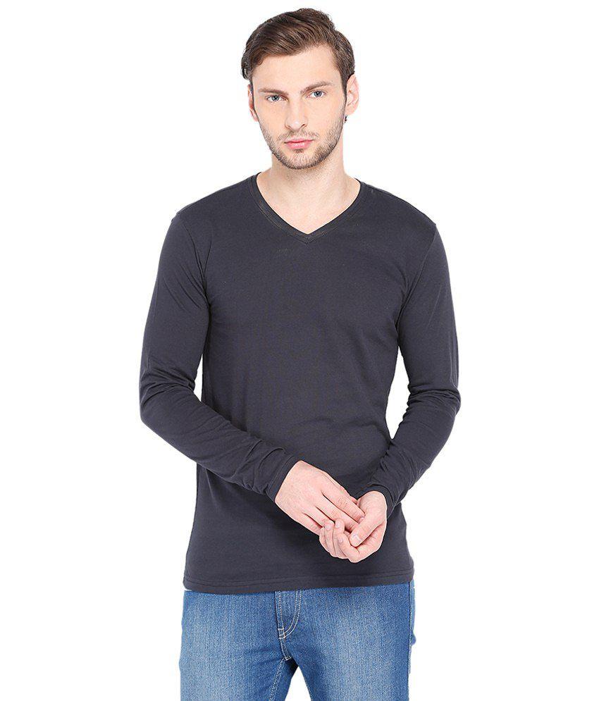 Highlander Elegant Black T Shirt