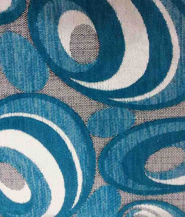 Crescent Blue Sofa Fabric