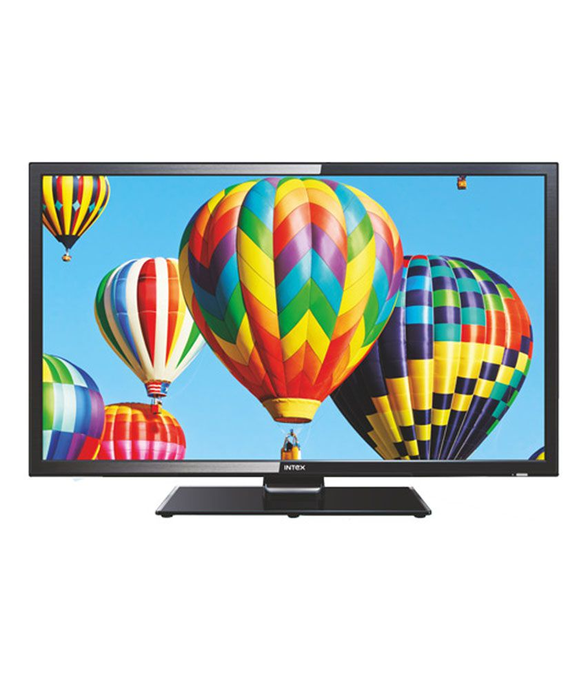 Intex LE31HD08-BO14 81 cm (32) HD LED Television