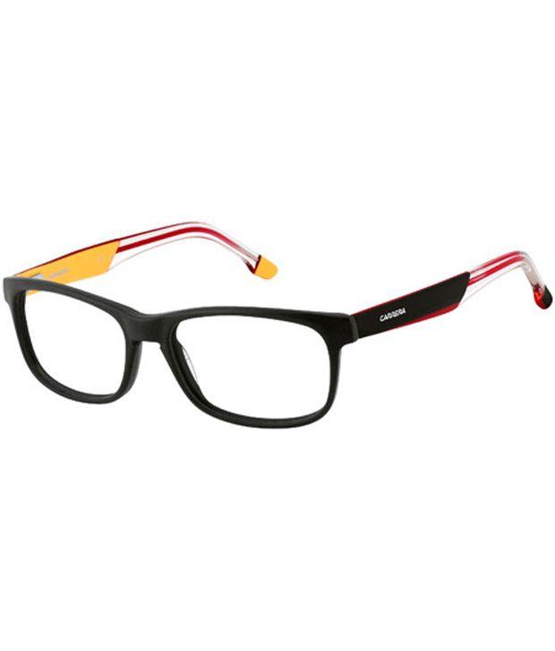 20d1b5ee9a2 Carrera Black Designer Eyeglasses - Buy Carrera Black Designer Eyeglasses  Online at Low Price - Snapdeal