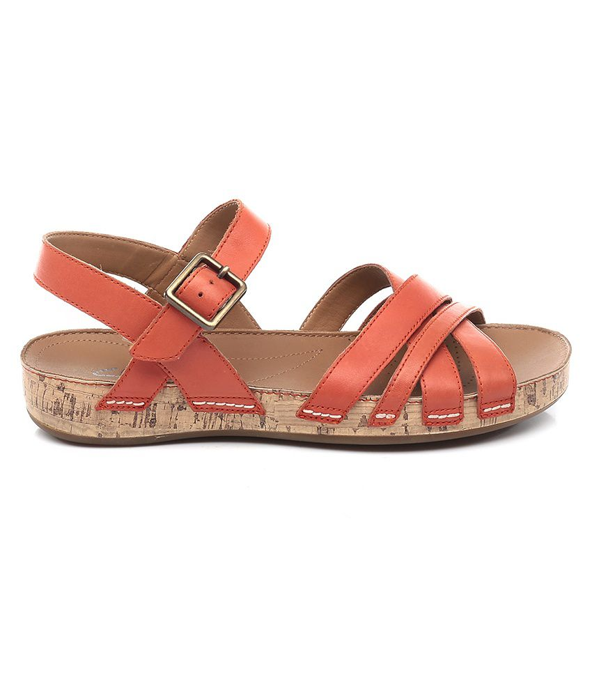 66976aff354a Clarks Raspberry Jam Sandals Price in India- Buy Clarks Raspberry ...