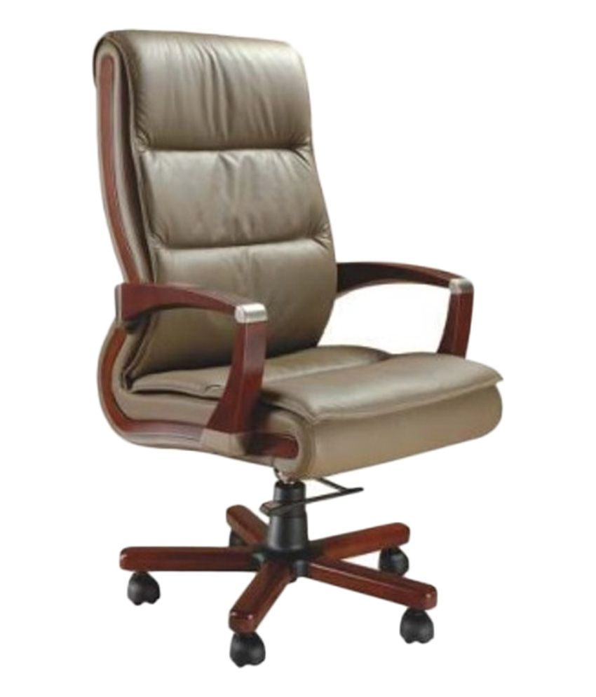 Geeken brown traditional solid wood office chairs buy