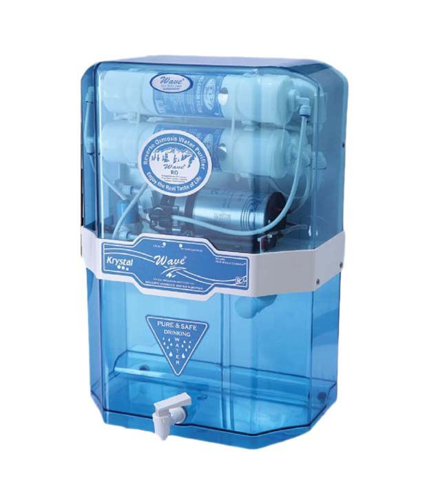 Wave Ro 12 Ltr Krystal Trp Water Purifiers - Buy Online   Best Price ... ad46184bb4