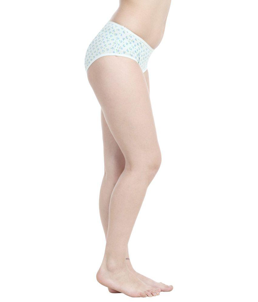 ... Ladycare Multi Color Cotton Panties ...