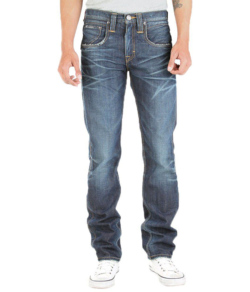Levi's Skinny Straight Fit Jeans
