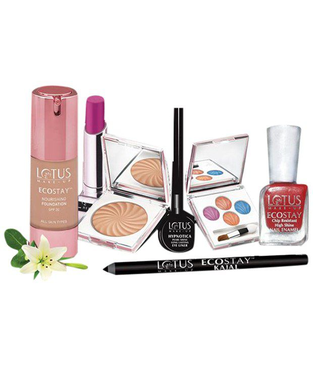 Lotus Bridal Makeup Kit 7pcs: Buy Lotus Bridal Makeup Kit 7pcs at Best Prices in India - Snapdeal