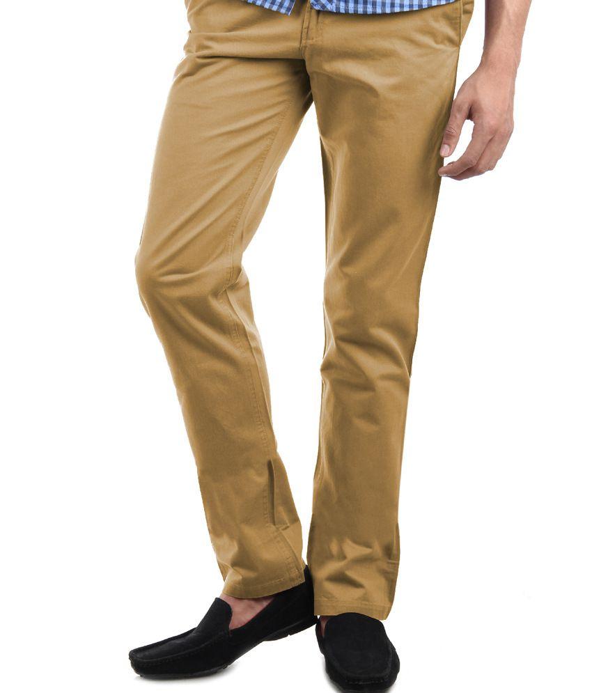 Aleance Cotton Lycra Trouser