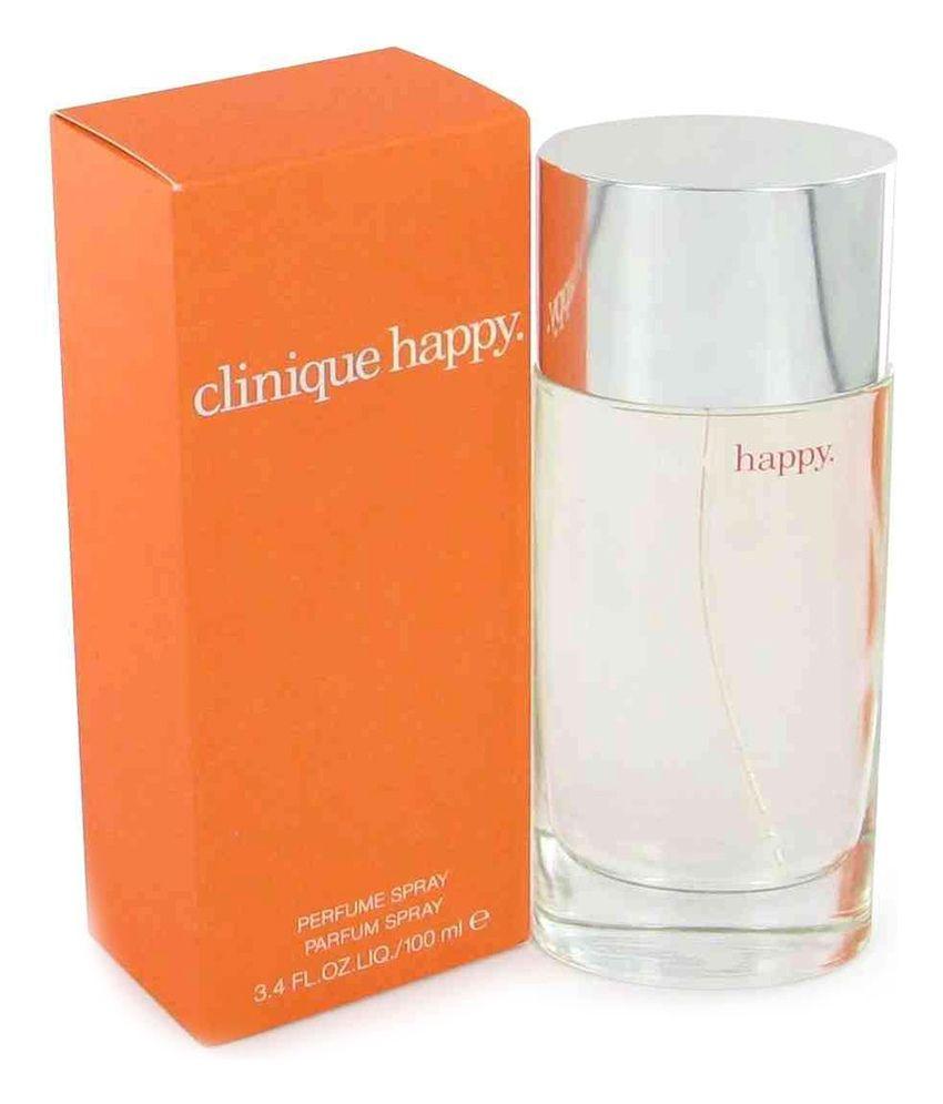 Clinique Happy by Clinique for Women. Eau de Parfum Spray 100 ml