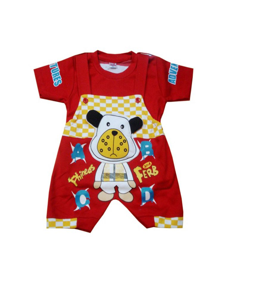 04ae5d89b6458 Tiny Tots Boys Top And Bottom Set - Buy Tiny Tots Boys Top And Bottom Set  Online at Low Price - Snapdeal