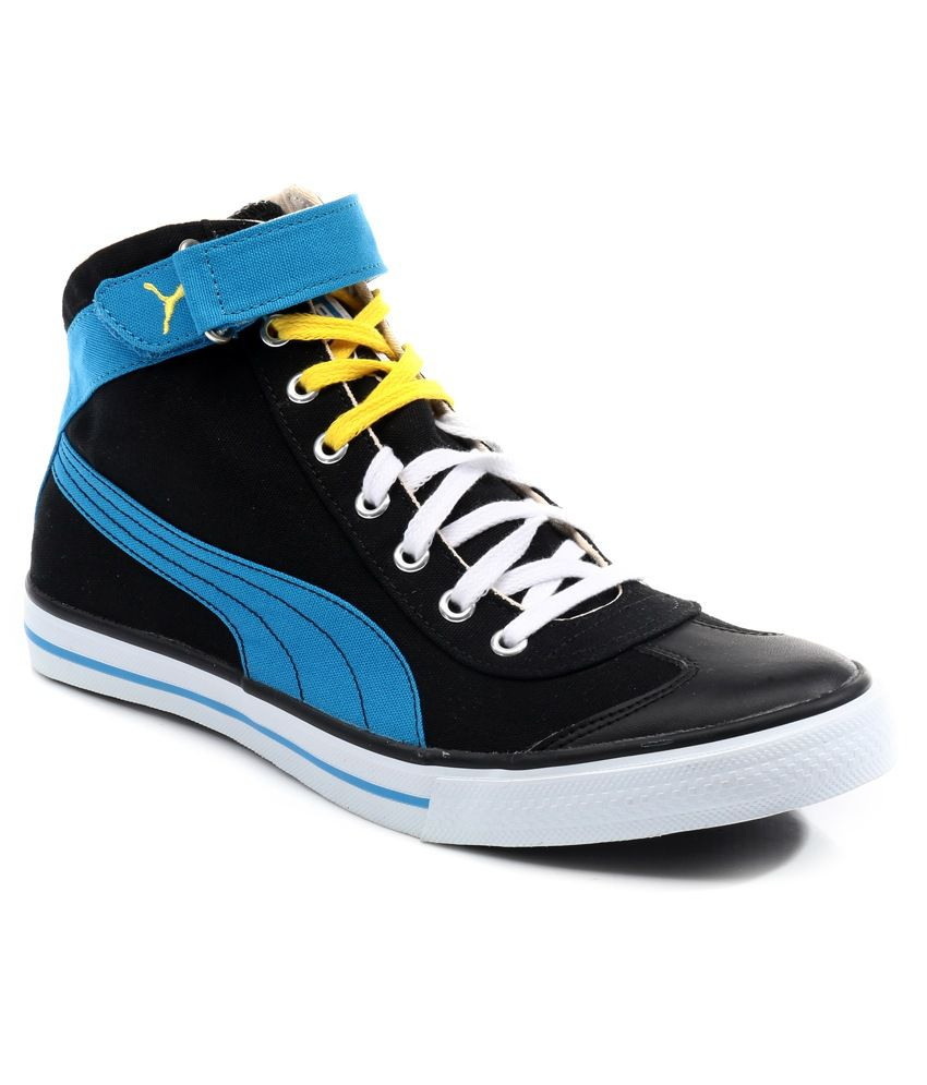 Puma Blue Lifestyle & Sneaker Shoes Art P36078701 - Buy ...