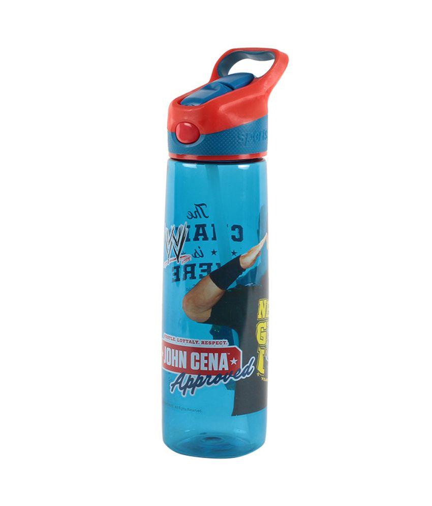 Sports Sipper Bottle: Wwe John Cena 1 Sports Sipper Bottle