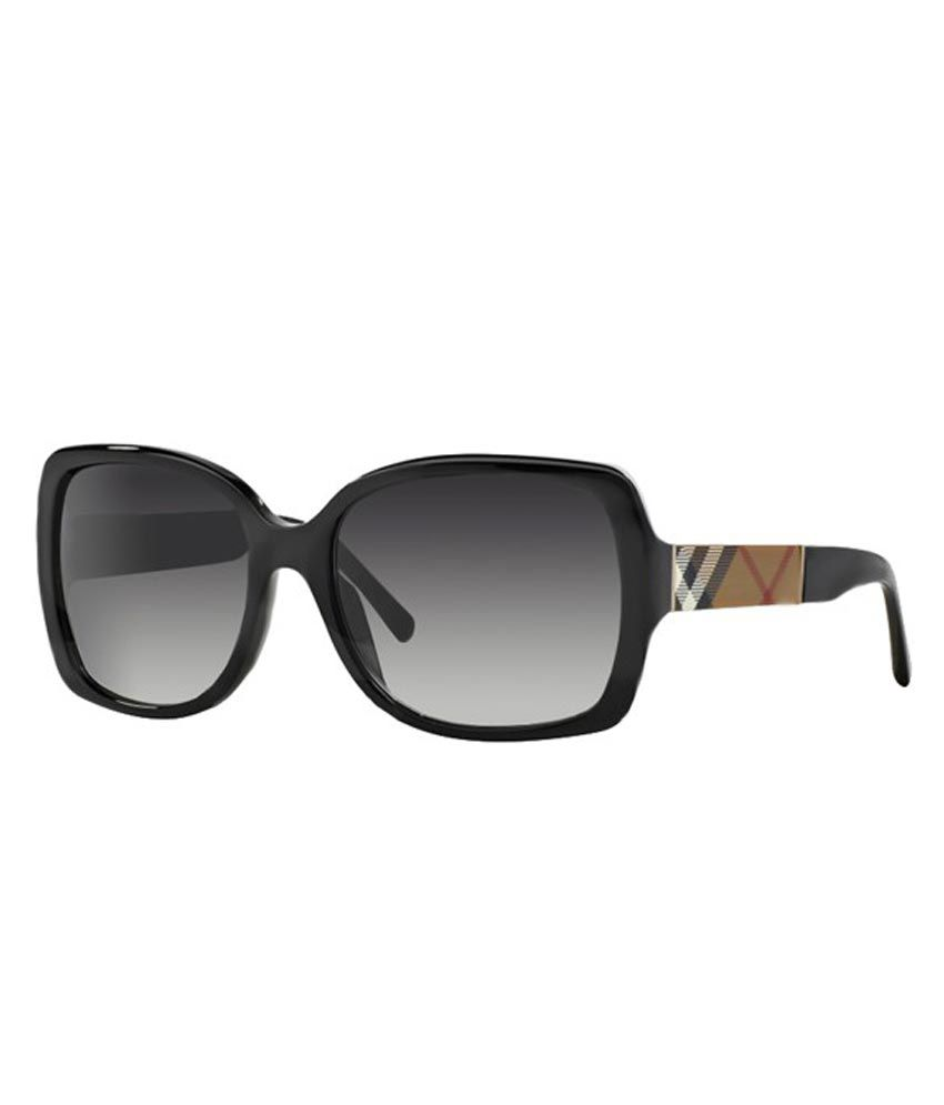 6ab09a169d9 Burberry B-4160-3433-8G Designer Sunglasses For Women - Buy Burberry  B-4160-3433-8G Designer Sunglasses For Women Online at Low Price - Snapdeal