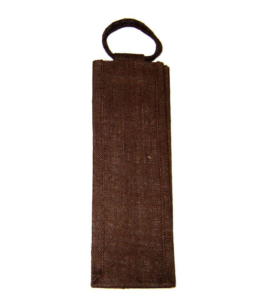 Saffron Craft Water Bottle Bag