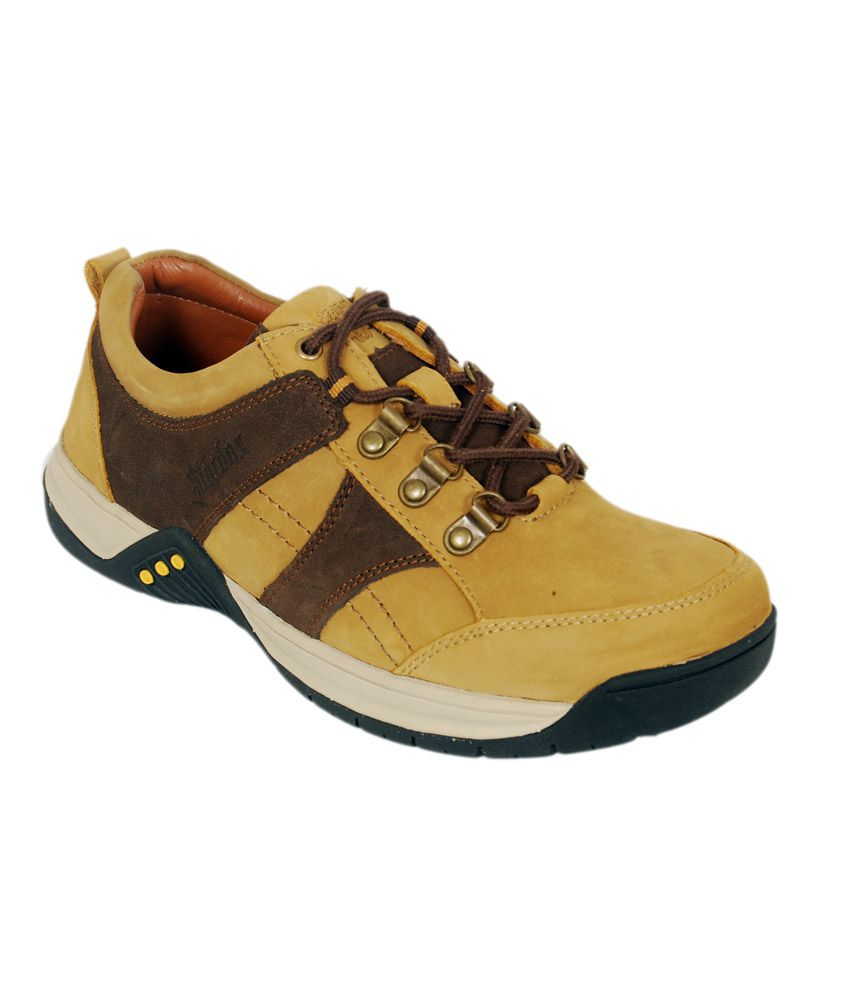 buy stardox comfort camel casual shoes for snapdeal