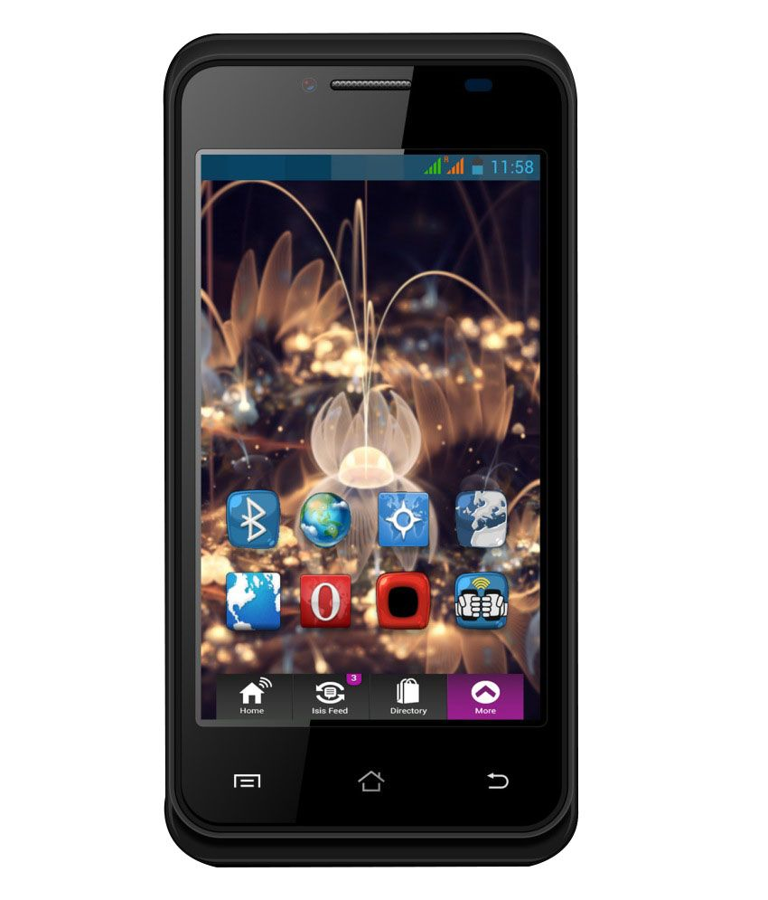 Swipe Black Konnect 4 Neo Snapdeal Rs. 2700.00
