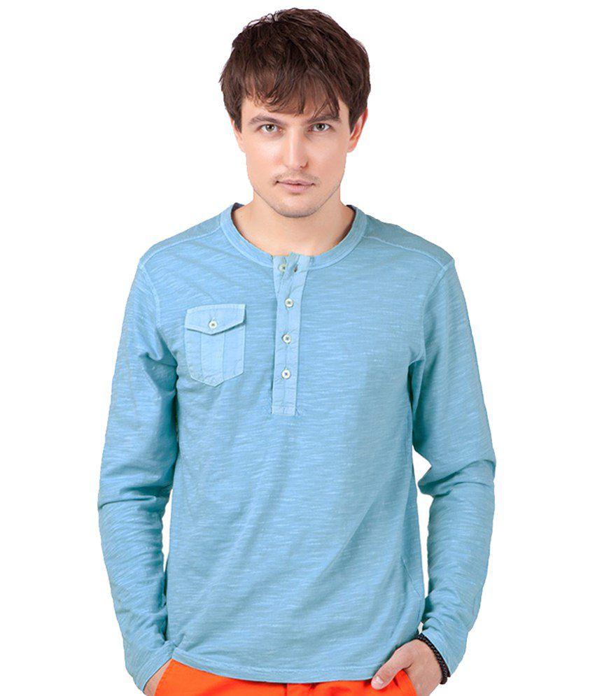 Freecultr Berkeley Blue T Shirt