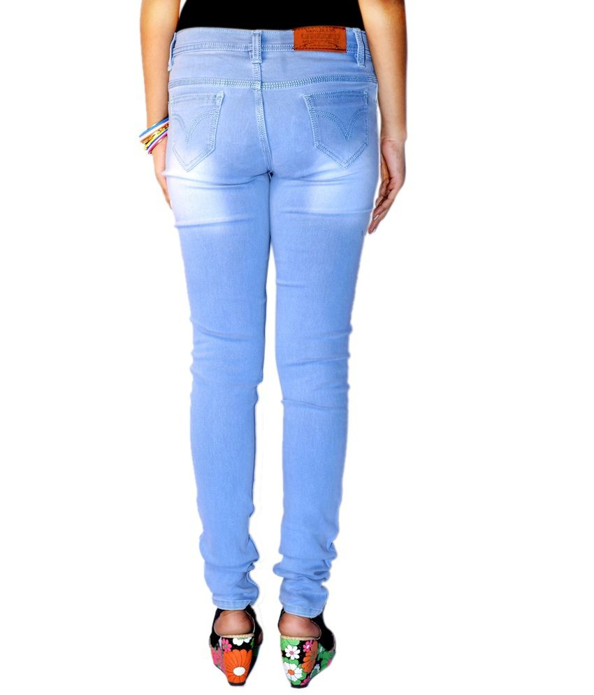Buy Haltung Denim Jeans Online at Best Prices in India - Snapdeal