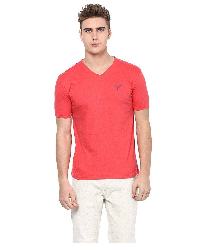 Monteil & Munero Attractive Red T Shirt
